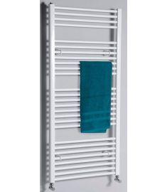 AQUALINE fürdőszoba radiátor, 97x45 cm, egyenes, fehér ILR94
