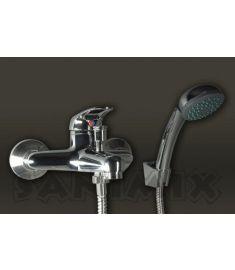 Sanimix GAEL 1 kádtöltő csaptelep, zuhanyszettel MT-03 6403V