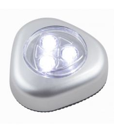 GLOBO FLASHLIGHT éjszakai fény, touchdimmer, 3 db LED izzó 31909
