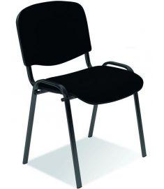 ISO irodai szék, fekete, 53x55x82x47 cm HM1094