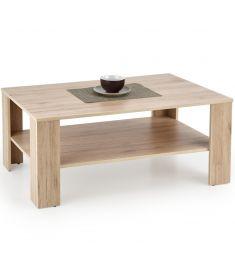 KWADRO dohányzóasztal, wotan tölgy színű, 110x65x45 cm, HM1707