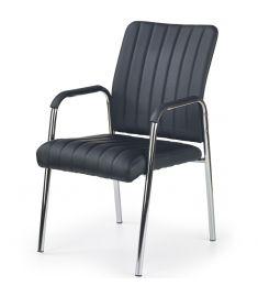 VIGOR irodai szék, fekete, 53x58x92x46 cm HM1007