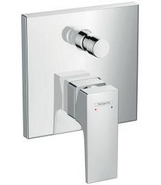 Hansgrohe Metropol falba építhető zuhany csaptelep biztonsági kombinációval, króm 32546000