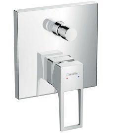 Hansgrohe Metropol falba építhető zuhany csaptelep loop fogantyúval, króm 74545000
