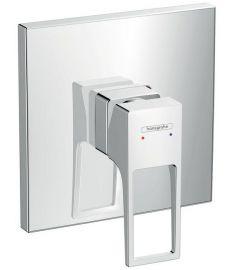 Hansgrohe Metropol falba építhető zuhany csaptelep, loop fogantyúval, króm 74565000