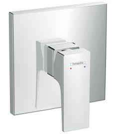 Hansgrohe Metropol falba építhető zuhany csaptelep, normál fogantyúval, króm 32565000