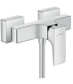 Hansgrohe Metropol fali zuhany csaptelep normál fogantyúval, króm 32560000