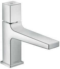Hansgrohe Metropol Select mosdó csaptelep 100, Push-Open lefolyóval, króm 32570000