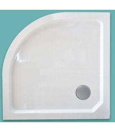 Wellis Íves akril zuhanytálca, magas, 80x80x15 17020516-277