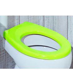 Jika BABY gyerek WC ülőke fedél nélkül, duroplaszt, antibakteriális, zöld H8970373230001