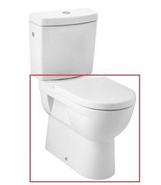 Jika MIO magasított kombi WC csésze, mélyöblítésű, VARIO lefolyós, Jika perla fehér H8247161000001