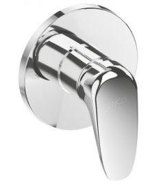 DEEP BY JIKA falba építhető zuhany csaptelep H3311U60040001