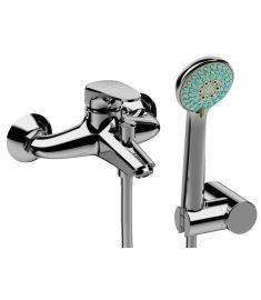 DEEP BY JIKA fali kádtöltő csaptelep zuhanyszettel H3211U70041311