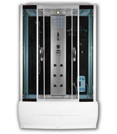 Sanimix kádas hidromasszázs zuhanykabin, 135x85x220 cm, elektronikával 22.8011-135