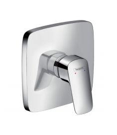 Hansgrohe LOGIS egykaros falba építhető zuhany csaptelep, króm 71605000