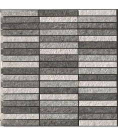 LUSERNA GRIGIO MOSAICO MIx 30x30 kőporcelán padlólap/csempe  7669221 Saime