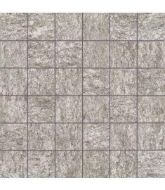 LUSERNA GRIGIO ROC MOSAICO 30x30 kőporcelán padlólap/csempe  7669081 Saime