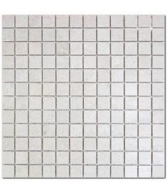 MALLA TRAFFIC White 30x30 mozaik dekor Cifre