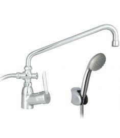 Mofém MAMBO-5 kád-mosdó (KMT) csaptelep zuhanyszettel 155-0044-00