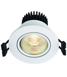 Markslöjd APOLLO beépíthető LED lámpa, fehér, 3 db/szett, LED, 3x5W 105951