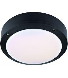 Markslöjd LUNA kültéri mennyezeti LED lámpa, fekete, LED, 10W 106535