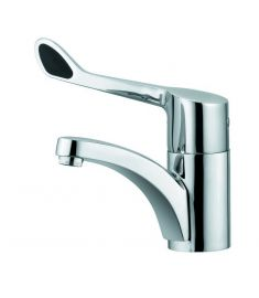 Kludi MEDI-CARE egykaros orvosi víztakarékos mosdó csaptelep Care emelőkarral 341120534
