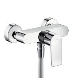 Hansgrohe METRIS egykaros, fali zuhany csaptelep, króm 31680000