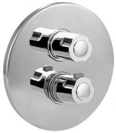 Mofém Junior EVO termosztátos zuhany csaptelep, két utas, belső rész nélkül 170-0005-00