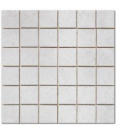 MOSAICO TRAFFIC White 30x30 mozaik dekor Cifre