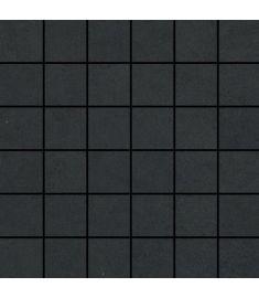 NEUTRA NERO MOSAICO RETT. 29.7x29.7 kőporcelán padlólap/csempe  7670211 Saime