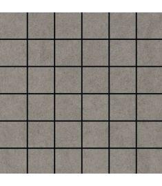 NEUTRA PIOMBO MOSAICO RETT. 29.7x29.7 kőporcelán padlólap/csempe  7670221 Saime