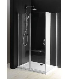 Gelco ONE zuhany oldalfal 80x190 cm, transzparent üveg GO3580