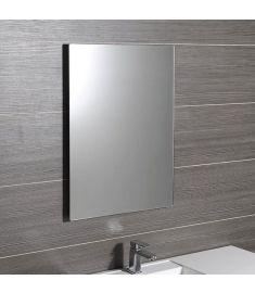 Sapho PLAIN fürdőszoba tükör 60x80 cm, lekerekített sarkokkal, akasztó nélkül 1501-26