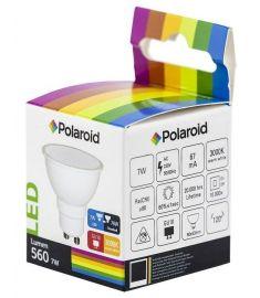Polaroid SPOT LED izzó, GU10, 7W, meleg fehér fényű PLGU10WW-7W