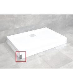 Radaway ARGOS D sarok elem, zuhanytálca előlaphoz, króm 003-019000301