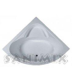 Sanimix akril sarokkád, 140x140 cm 291.140140