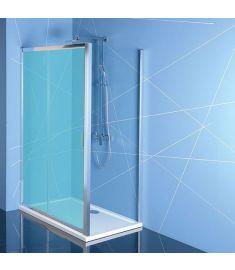 Sapho EASY LINE zuhanyfal, 80x190 cm, átlátszó üveg EL3215