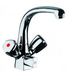 Kludi STANDARD többfunkciós víztakarékos mosogató csaptelep elektromos vízmelegítőhöz 317300515