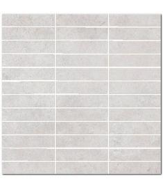 TESELA NEXUS White Nat. 30x30 kőporcelán dekor Cifre