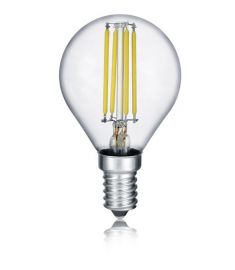 Trio LUSTER Filament LED izzó, E14, 4W 983-400