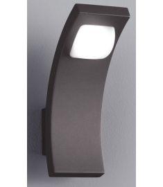 Trio SEINE kültéri fali lámpa, LED, SMD, 1x5.5W, antracit 220260142