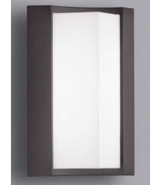 Trio SUEZ kültéri fali lámpa, LED, SMD, 1x8.5W, antracit 220360142