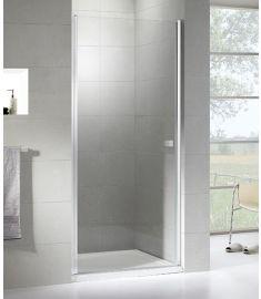 Niagara Wellness VEGA zuhanyajtó, átlátszó/króm, 90x195 cm 399-259