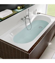 Villeroy & Boch OBERON fürdőkád 160x75, Quaryl, Alpin fehér UBQ160OBE2V-01