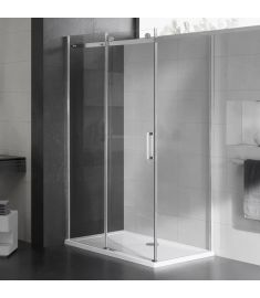 Wellis VINCENZO szögletes zuhanykabin 120x80, biztonsági üveg 17020516-455