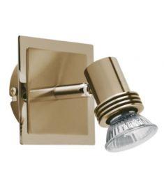 Viokef CHA-CHA spot lámpa, GU10, 1x50W, arany színű 461901