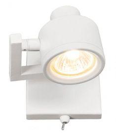 Viokef MAGMA spot lámpa, GU10, 1x42W, fehér 4095000