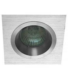 Viokef RICHARD beépíthető lámpa, GU10, 1x50W, ezüst 4106100