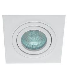 Viokef RICHARD beépíthető lámpa, GU10, 1x50W, fehér 4106201