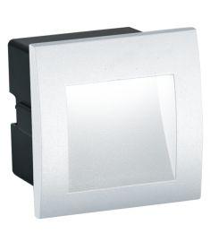 Viokef RIVA kültéri beépíthető lámpa, LED, 1x1.5W, fehér 4124801